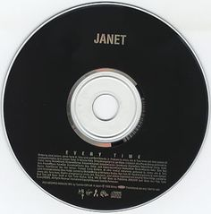 "For Sale - Janet Jackson Every Time Japan Promo  CD single (CD5 / 5"") - See this and 250,000 other rare & vintage vinyl records, singles, LPs & CDs at http://eil.com"