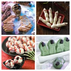 "Halloween ""Finger"" Food Recipes from Taste of Home"