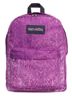 Mochila escolar Cavalier estampada farancia - Enluaze Loja Virtual | Bolsas, mochilas e pastas