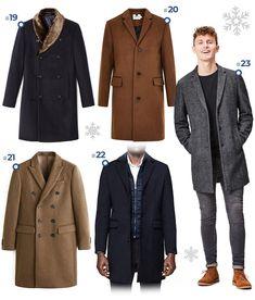 Manteau en laine Homme   Les plus beaux pardessus de la mode Homme 2018 -  2019 ad372987b947