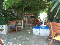 Garden of Hotel Semiramis