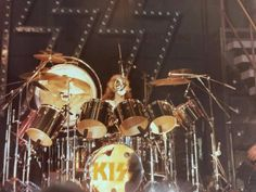 Kitchener Ontario, Peter Criss, Kiss, Bands, Classic, Derby, Band, Band Memes, Classic Books