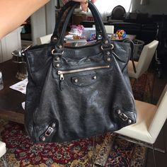 Balenziaga Rose Gold Limited Edition Authentic Balenciaga Rose Gold Limited Edition City Bag! Balenciaga Bags