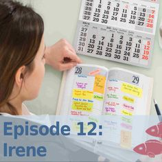 Episode 12: Irene - Head of a Codfish: A podcast about modern working families