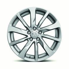 The New 4th Gen Honda CR-V Alloy Wheel Design Two.