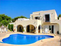 3 Bedroom Villa In Moraira, Spain (MD2789614) -  #Villa for Sale in Alicante, Comunidad Valenciana, Spain - #Alicante, #ComunidadValenciana, #Spain. More Properties on www.mondinion.com.