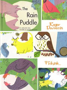 Fishinkblog 5433 Roger Duvoisin 13 Check out my blog ramblings and arty chat here www.fishinkblog.w... and my stationery here www.fishink.co.uk , illustration here www.fishink.etsy.com and here http://www.fishink.carbonmade.com/projects/4182518#1 Happy Pinning ! :)