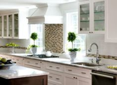 Design a social kitchen that is the hub of cooking and family life can be a daunting task. Get helpful kitchen design advice from the experts at Consumer Reports.