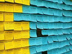 post it notes for neighbors7 Post It Notes For Neighbors