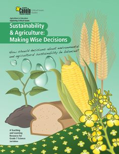 Sustainability & Agriculture - Learn Canola Selective Breeding, Wise Decisions, 12th Book, Teacher Resources, Cactus Plants, Agriculture, Sustainability, Teaching, Cacti