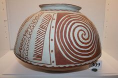 Mesa Verde Style Pottery Olla