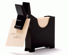 Morris the Memo Holder - $17.13 - Photo: luckies.co.uk
