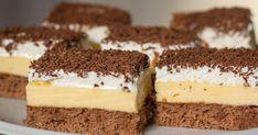 Oblíž prst je jeden z mojich najobľúbenejších zákuskov. Zamilovala som sa do neho po prvom zahryznutí. Šťavnatý, ľahučký a sladučký. Tento recept musíte vyskúšať. Upečte, ochutnajte a oblížete si všetky prsty :) Prípadne vyskúšajte variantu karamelový oblíž prst. Fun Easy Recipes, Sweet Recipes, Cake Recipes, Dessert Recipes, Slovak Recipes, Czech Recipes, Köstliche Desserts, Delicious Desserts, Romanian Desserts