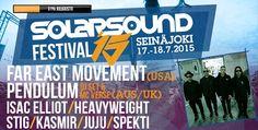 Seinäjoella heinäkuussa kolmatta kertaa järjestettävä Solar Sound Festival on kiinnittänyt pääesiintyjäksi rap-artisti Tinie Tempahin.  Kotimaisesta rap-kattauksesta vastaavat muun muassa kestosuosikit Uniikki, Aste ja Teflon Brothers.