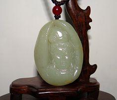 "2.2"" China Certified Nature Nephrite Hetian Jade White Ku... https://www.amazon.com/dp/B01L5LGI26/ref=cm_sw_r_pi_dp_x_7d33xbER6FPP0"