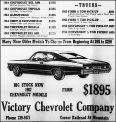 1967 Chevy Impala, 67 Impala, John Winchester Journal, Supernatural Impala, Advertising, Ads, Chevrolet Bel Air, Station Wagon, Muscle Cars
