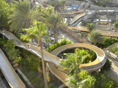 The Wild Wadi Water Park — Dubai