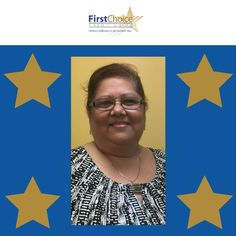 In today's #EmployeeSpotlight we have Margaret Rangel who has 18 years of service with us! Margaret started her career at First Choice Credit Union as a teller and was quickly promoted to Head Teller. Margaret knows most of our members by name and is truly an asset to the FCCU family. When she isn't working, she's a busy Mom trying to keep up with her son Marcos and his activities. Margaret's own favorite ways to spend her time include dancing and watching Notre Dame Football games.