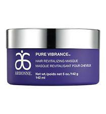 Arbonne Pure Vibrance Hair Revitalizing Mask Masque New