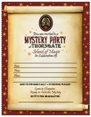 Thorngate Mystery Party Invitation