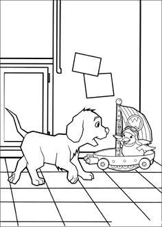 Wonder Pets Coloring Pages 20
