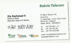 bakrie telecom - zia rachmad