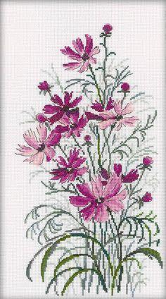 Coricamo, haft krzyżykowy, cross stitch, křížkovávýšivka, kreuzstich