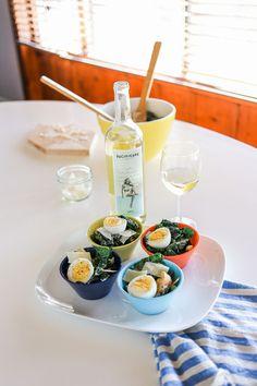 """Ilana's citrusy """"Pacificana"""" sauvignon blanc."""