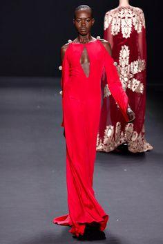 Naeem Khan Fall 2013 Ready-to-Wear Fashion Show