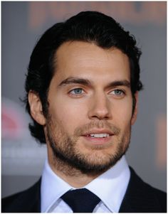 "Henry Cavill as Christian Grey... that's my vote. (watch him in ""Immortals"".)"