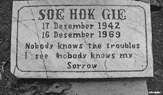 Soe Hok Gie's Tomb