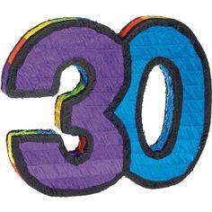 30 Pinata Party Accessory ♥