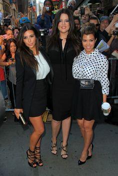 Kim Kourtney Khloe Kardashian