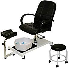 Details about White Pedicure Station Hydraulic Chair & Massage Foot Spa Beauty Salon Equipment White Pedicure Station Hydraulikstuhl & Fußmassage Spa Beauty Salon Ausstattung Spa Pedicure Chairs, Pedicure Chairs For Sale, Pedicure Spa, Spa Chair, Massage Chair, Spa Massage, Hydraulic Chair, Hydraulic Pump, White Pedicure
