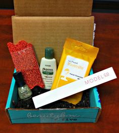 Love this box! So affordable, and great items each month! @Beauty Box