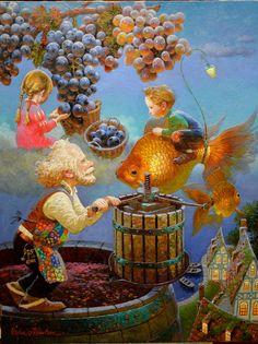 victor nizovtsev paintings - Pesquisa Google