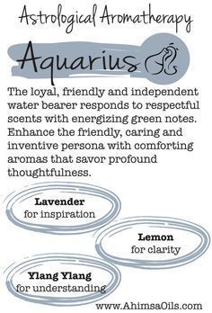 Astrological Aromatherapy for Aquarius - using essential oils to bring out your best traits! Josh is Aquarius. Aquarius Traits, Astrology Aquarius, Love Astrology, Aquarius Quotes, Aquarius Woman, Age Of Aquarius, Zodiac Signs Aquarius, Astrology Signs, Astrology Planets