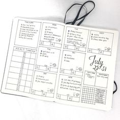 On the Creative Market Blog - Impossibly Neat Planners of Instagram