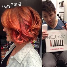 $160 off the original price if you use my code guytang160 at www.bellamihair.com to purchase this 6 in 1 curling iron