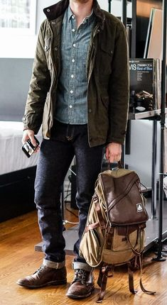 6 Amazing Simple and Smart Everyday Outfits For Men