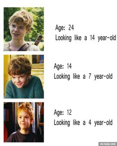 Thomas Sangster is such a baby looking guy - 9GAG