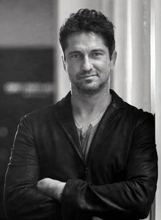 Gerard Butler ~ love this photoshoot