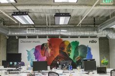 A Day in the Life of Ryan Sims of Rdio in technology  Category
