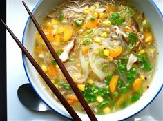 healthy, homemade ramen noodles that are delicious! Never eat the packaged kind again! Ramen Recipes, Easy Soup Recipes, Asian Recipes, Cooking Recipes, Healthy Recipes, Healthy Snacks, Healthy Ramen, Healthy Eating, Homemade Ramen