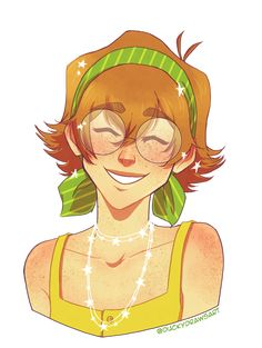 Pidge from voltron Legendary Defender voltron Legendary Defender Pinterest See more best ...