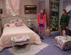 teenage bedrooms 90210 90s - Google zoeken
