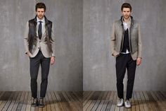 Brunello Cucinelli Autumn Winter 2015 Men s Lookbook   FashionBeans.com 1336e7b65b