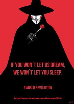 #Vforvendetta #Revolution #Crimethinc. #Comicart