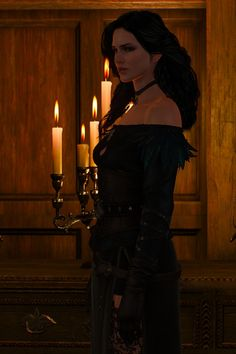 by Emhyr Collection(follow for more..) Witcher 3 Yennefer, Yennefer Of Vengerberg, The Withcer, Sword Of Destiny, The Witcher Game, Vampire Masquerade, Anime Dress, Bioshock, Dragon Age
