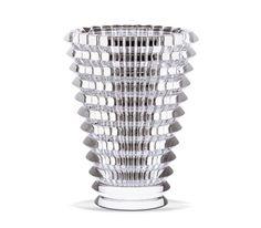 Vaso Oval Eye P 15cm, Baccarat, 2103679, Designer: Nicolas Triboulot, incolor
